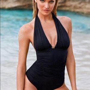Victoria's Secret Black One Piece Swimsuit